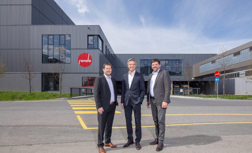 Rondo: 25 Mio. Euro-Investition in Frastanz