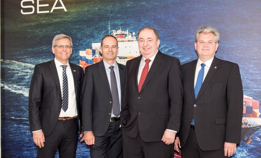 Hafen Linz verzeichnet deutliches Plus im Containerumschlag