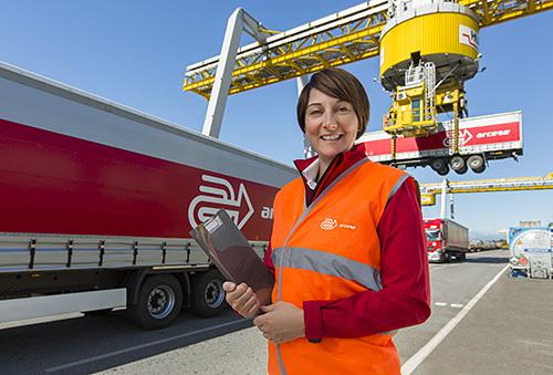 Arcese erweitert den Intermodal-Service nach Südosteuropa