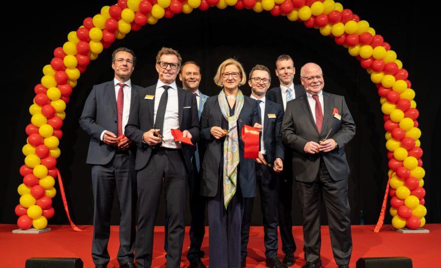 DHL Campus Wien Flughafen feierlich eröffnet