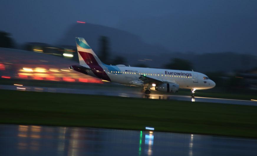 """Salzburg Airport W. A. Mozart ist wieder """"online"""""""