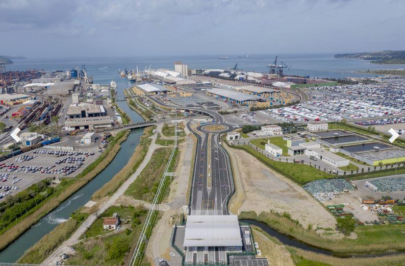 Hafen Koper ist ab sofort über ein zweites Trucking-Gate erreichbar