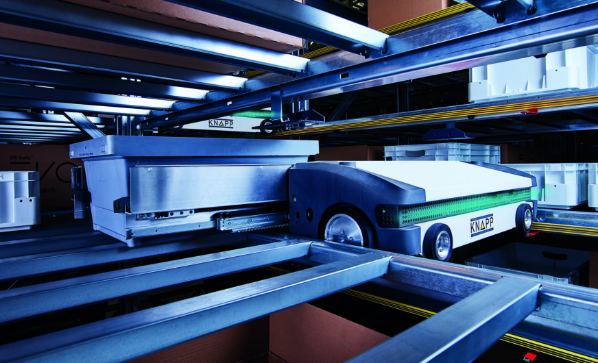 Knapp AG zieht Mega-Auftrag in den USA an Land