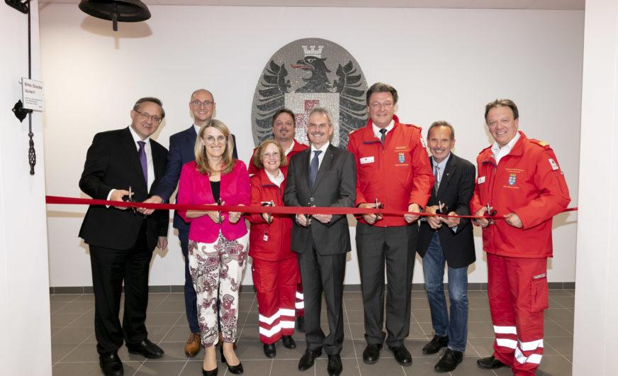 Rotes Kreuz: Neues Logistikzentrum in NÖ