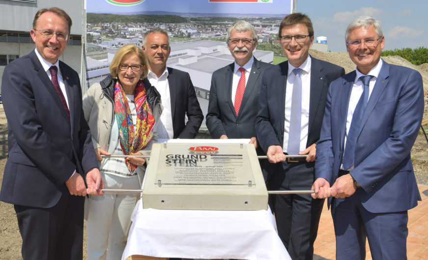 Tann-Fleischwerk in St. Pölten wird um 43 Mio. Euro ausgebaut