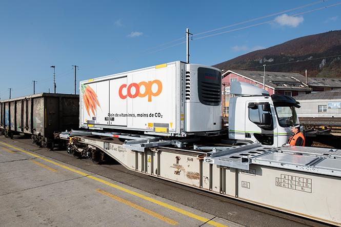VTG AG: Neue Technologie für Kühltransporte auf der Schiene