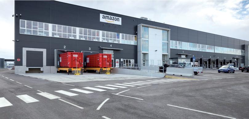 Wie das eigene Set-up von  Amazon Logistics in Österreich tickt