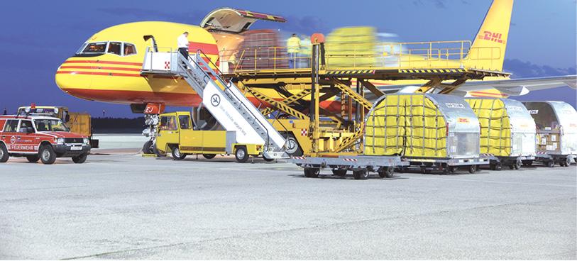 DHL Express Austria blüht  dank absoluter Kundenorientierung