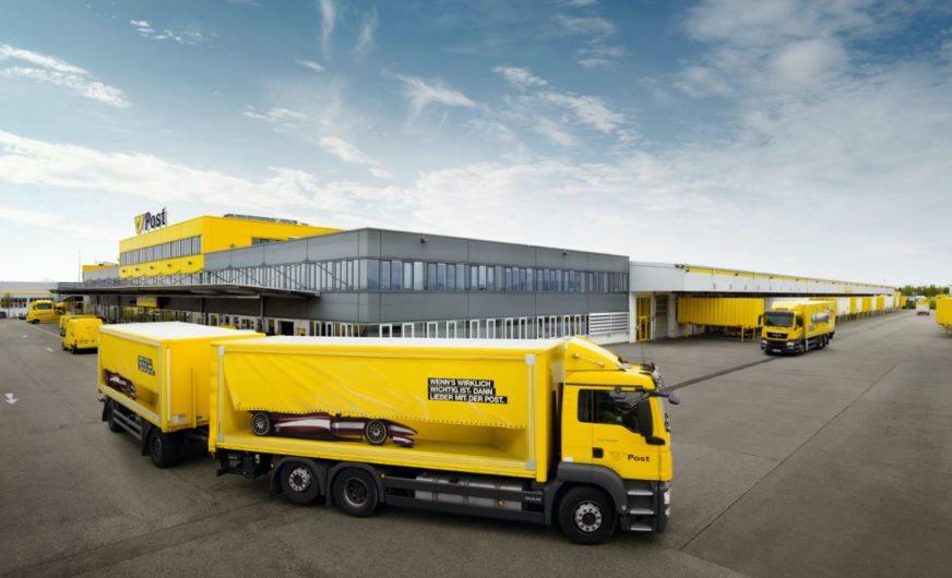 Österreichische Post investiert 500 Mio. Euro in die Paketlogistik