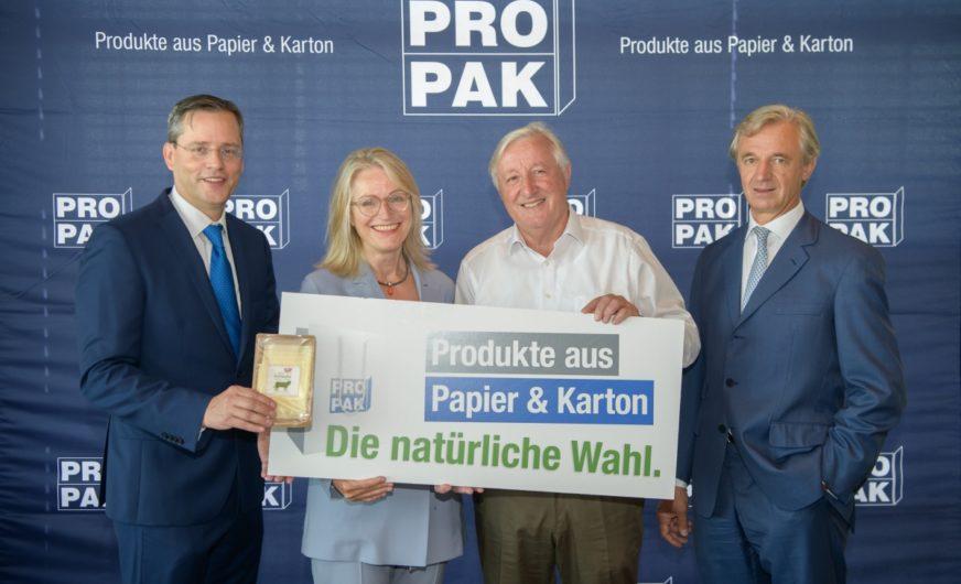 PROPAK-Unternehmen erwirtschaften 3 von 4 Euro im Ausland