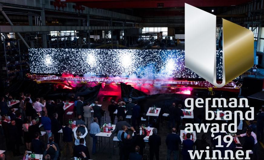 "ÖBB Rail Cargo Group gewinnt den ""German Brand Award"""