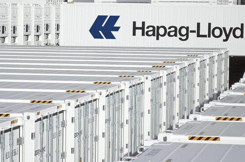 Containerüberwachung in Echtzeit bei der Reederei Hapag-Lloyd