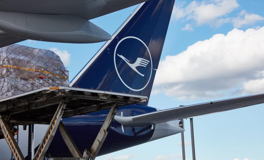 Lufthansa Cargo beflügelt den globalen E-Commerce