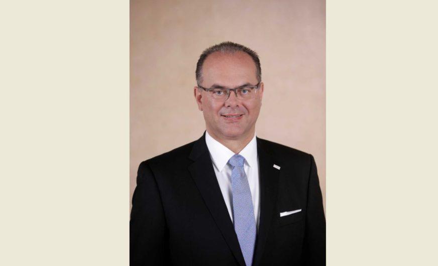 Andreas Reichhardt als Österreichs neuer Verkehrsminister angelobt