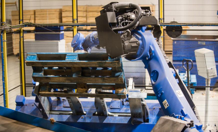 Chep investiert in Industrie 4.0