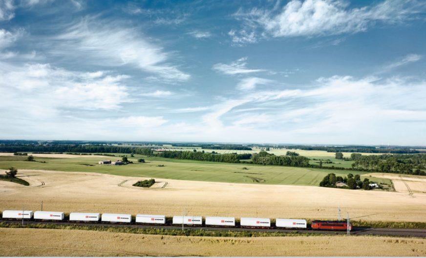 DB Schenker bleibt integraler Bestandteil im Konzern Deutsche Bahn