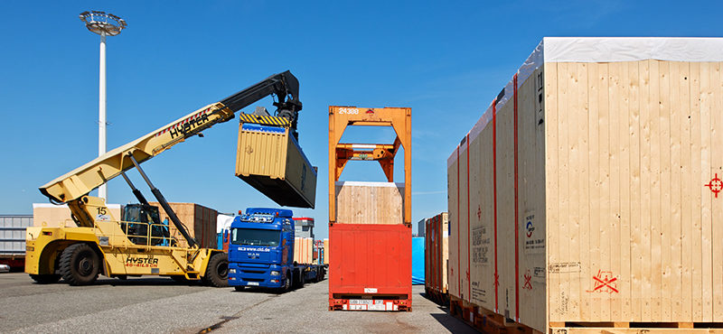 Wolfgang Schiemann rückt an die Spitze von SWOP – Seaworthy Packing