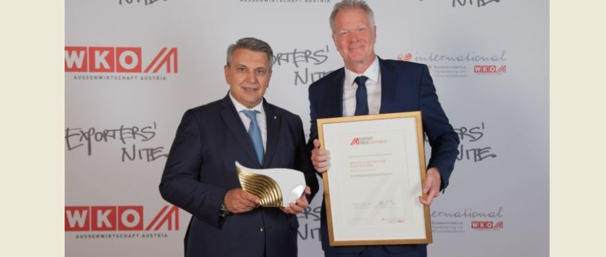 What earned GKB, 3LOG and Road Solution the 2019 Export Award