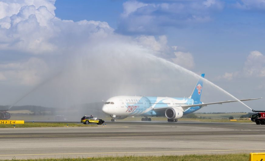 China Southern Airlines bedient Flughafen Wien als erste CEE-Destination