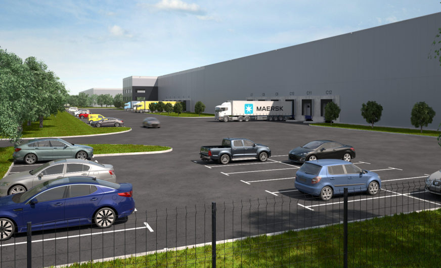 Maersk baut erstes Kühlhaus in St. Petersburg