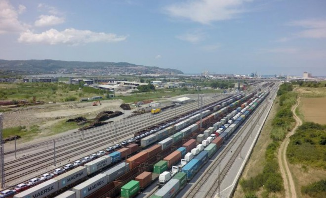 Koper – Divača: Railway traffic is currently stopped