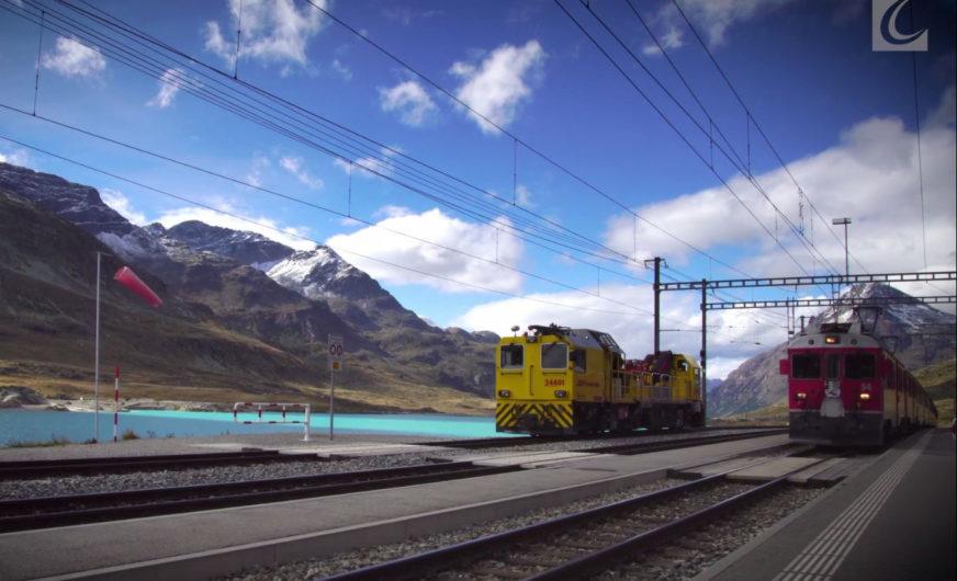 SBB Cargo und Sersa forcieren gemeinsam die Bahnlogistik