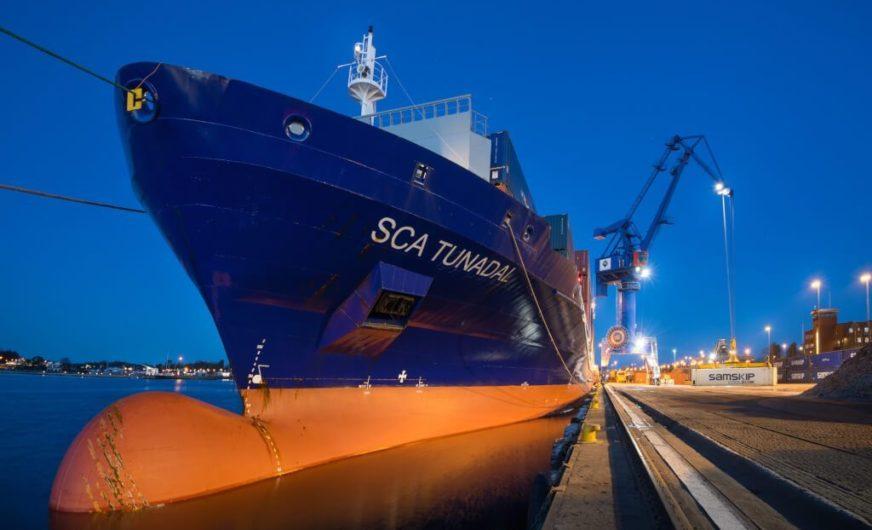 SCA verkauft Logistikterminal in Rotterdam