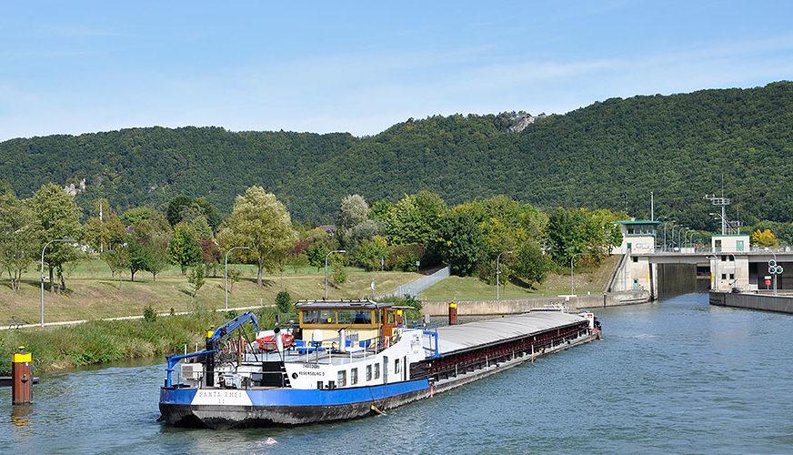 Schon wieder ein Problem am Main-Donau-Kanal