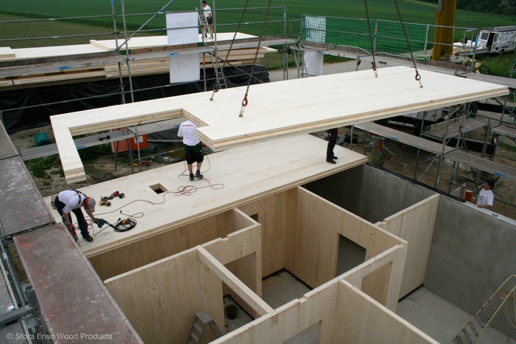 Stora Enso Wood Products erhöht Kapazität der CLT ...