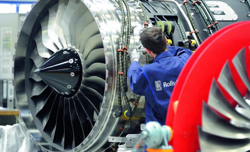 Rolls-Royce vergibt High-Tech-Auftrag an voestalpine