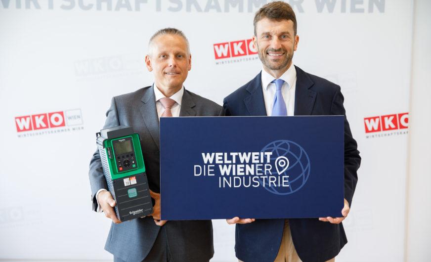 Zwei Drittel der Wiener Industrieprodukte werden exportiert