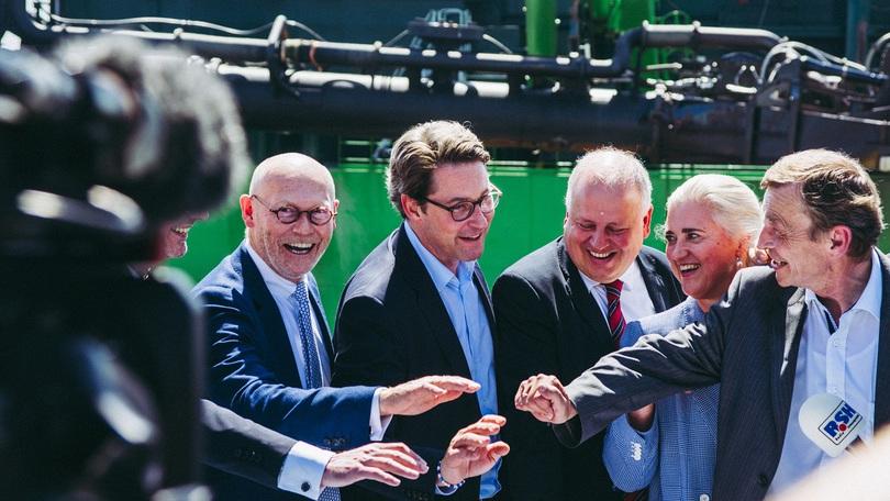 Hafen Hamburg: Start für Fahrrinnenanpassung der Unter- und Außenelbe