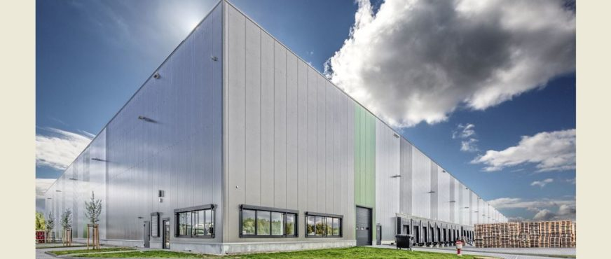 VGP: EUR 500 million investment for BMW Group and KraussMaffei Group