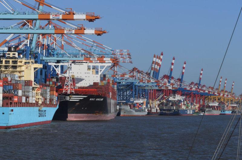 Bremische Häfen: USA bleiben stärkstes Partnerland