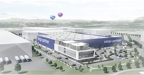 iLogistics Center of the cargo-partner group in Slovenia has been completed
