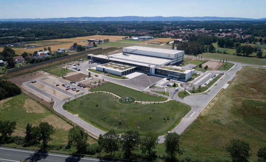 Hochmodernes Logistikzentrum für die Harting Technologiegruppe