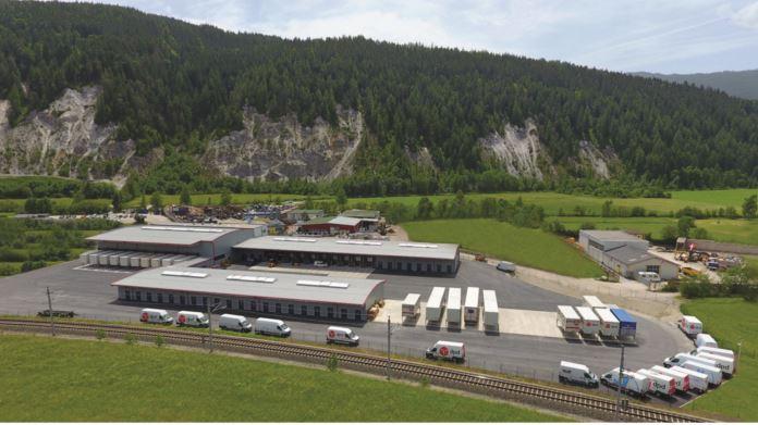 DPD Austria: Neuer Depotbetrieb für die Paketlogistik in Radstadt