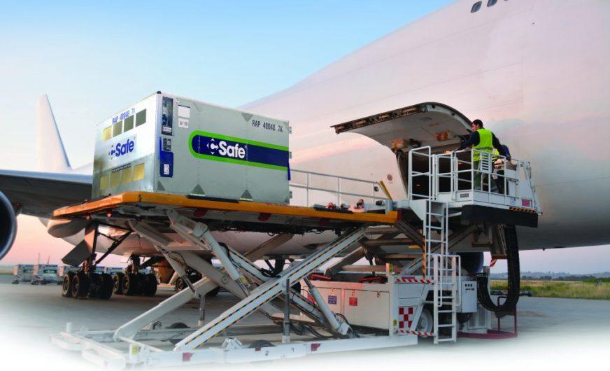 CSafe RAP-Container fliegt jetzt auch im Netzwerk der Lufthansa Cargo