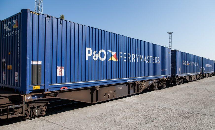 P&O Ferrymasters: Ausbau des innereuropäischen Intermodalnetzes