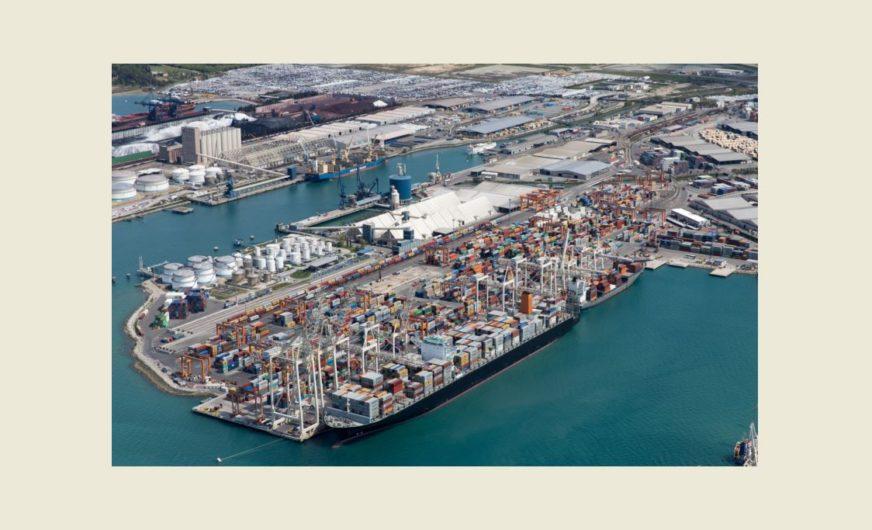 Im Hafen Koper beginnt der Ausbau im Segment Container
