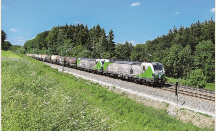 Private Güterbahnen gewinnen weiter Marktanteile in Österreich