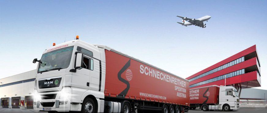 """Schneckenreither ist Partner der Dachmarke """"Austrian Logistics"""""""