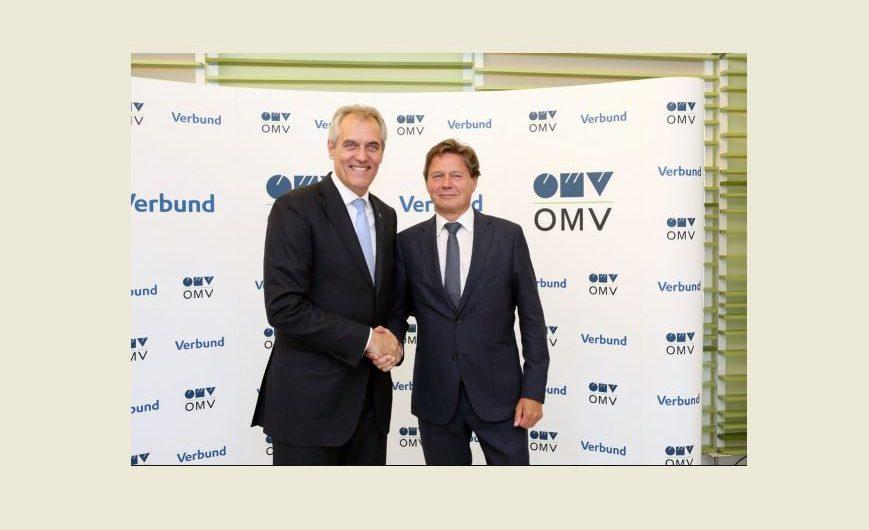 OMV und Verbund realisieren die größte Photovoltaik-Freiflächeninstallation in Österreich