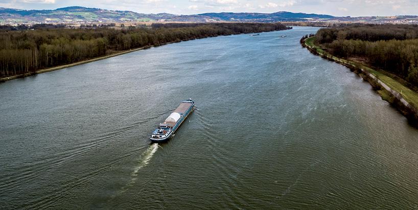 Bolk Transport:  Die Know-how-Träger  auf der Donau sollten agiler werden
