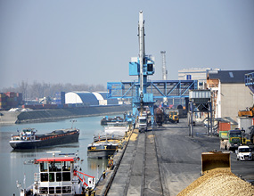 Hafen Wien Gruppe prolongiert Zuwächse  bei Umsatz und Gewinn