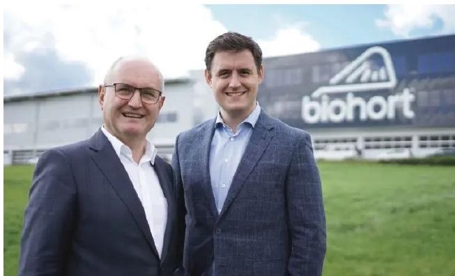 Stauraumlösungen von Biohort sind ein Exportschlager