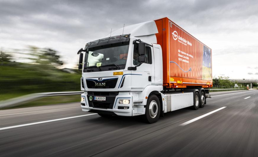 Gebrüder Weiss fördert Nachhaltigkeit in der Transportlogistik