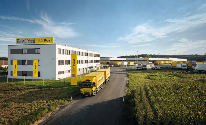 Austrian Post continues strong growth in parcel logistics