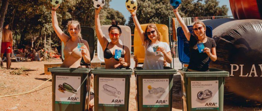 Logistik von ARAplus sorgt für umweltfreundliche X-Jam Maturareise