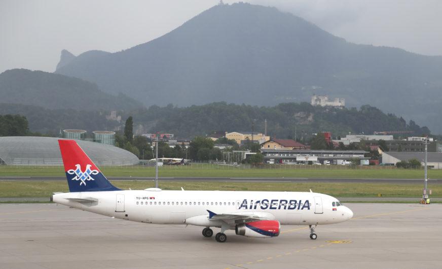 """Salzburg Airport: """"Endlich eine Flugverbindung nach Serbien!"""""""